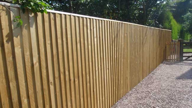 Fencing by Newquay Garden Services